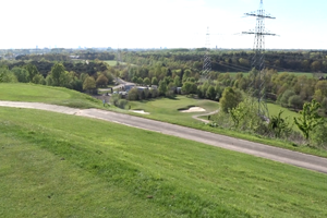amazing views on golf course de Gulbergen