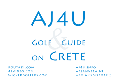details for AJ4U golf&guide on Crete